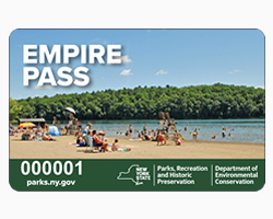 5 Year Empire Pass Card